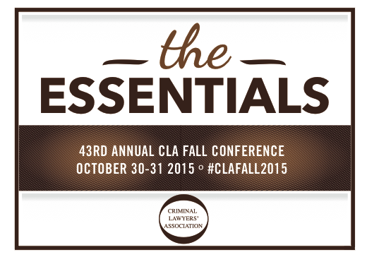 CLAFall2015theessentials