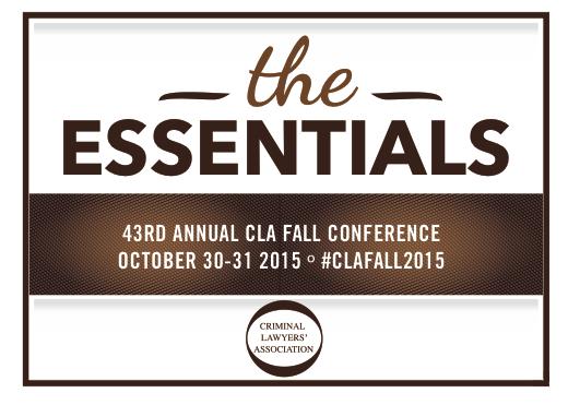 CLAFall2015theessentials